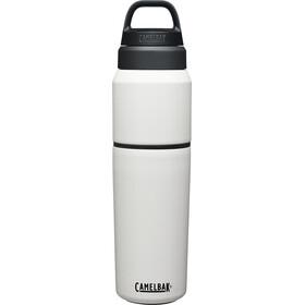 CamelBak MultiBev Edelstahl Vakuumisolierte Flasche 650ml weiß